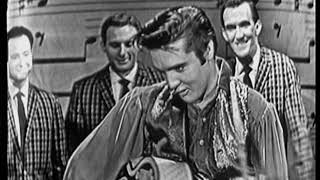 Elvis Presley   Heartbreak Hotel  1957 Ed Sullivan Show