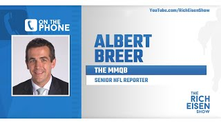 MMQB's Albert Breer Talks NFL Draft, Foles, Trubisky, Cam & Jameis with Rich Eisen | Full Interview