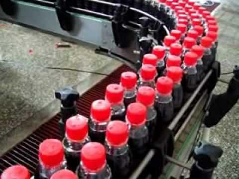 Carbonated Soft Drink Filling Line Soda Bottling Machine