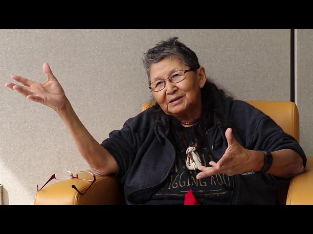 Ma-Nee Chacaby talks about Two Spirit identities