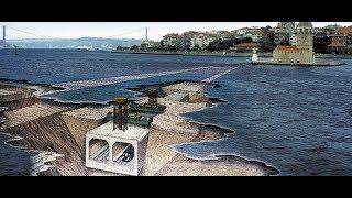 Marmaray Tüp Geçit ve Avrasya Tüneli Projesi Yapılışı Belgeseli