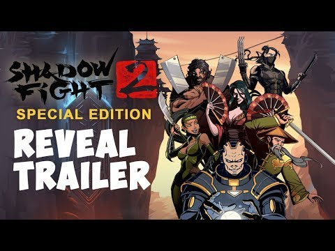 Shadow Fight 2 Special Edition Reveal Trailer