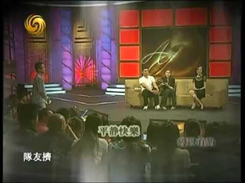 Lin Dan & Xie Xingfang interview by Lu Yu You Yue - Part 2