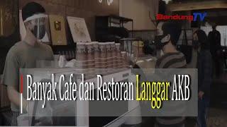 Kadisbudpar Kota Bandung, Dewi Kaniasari menyatakan akan perketat pengawasan di cafe, restoran dan rumah makan. Pihaknya mendapat beberapa ...