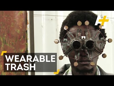 Making Wearables From E-Waste