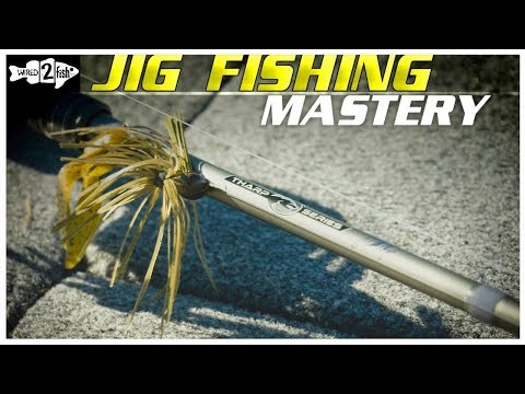 6 Tips For Jig Fishing Mastery