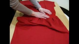 Обзор стильного женского платья бренда MAKADAMIA.Польша.