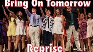 Bring On Tomorrow (Reprise) ~ Fame The Musical