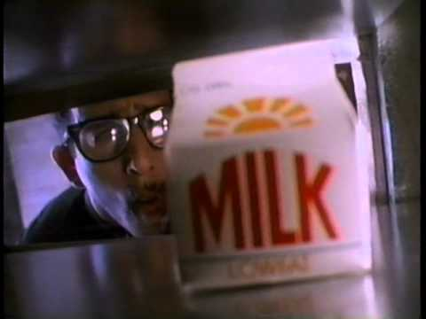 Got Milk Priest Chocolate Cake Vending Machine Commercial (1996)