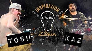 Zildjian Inspiration Sessions - Kaz Rodriguez & Tosh Peterson