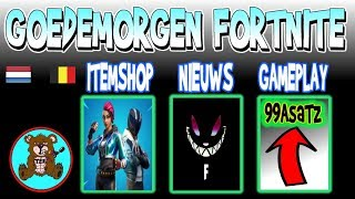GOOD MORNING FORTNITE - FRANCE ITEM SHOP 29 mai NEW SKIN STYLES (TEN) Fortnite News Pays-Bas