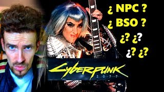 Cyberpunk 2077 Colabora Con Lady Gaga Debate.