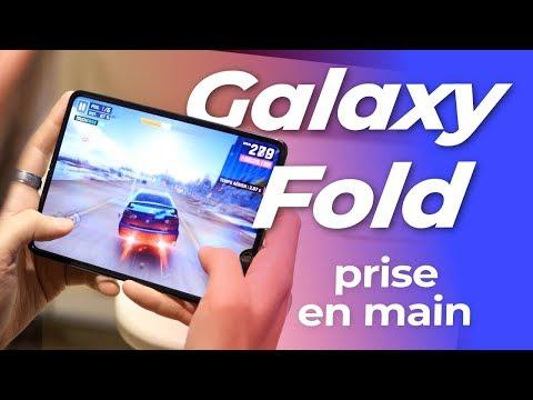Samsung Galaxy FOLD : 5 raisons de ne pas l'acheter !
