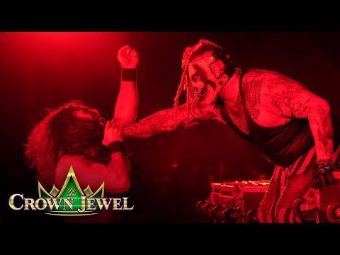 """""""The Fiend"""" Bray Wyatt looks to break Seth Rollins: WWE Crown Jewel 2019 (WWE Network Exclusive)"""