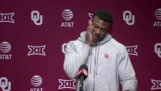 OU Football: Kenneth Murray talks about win over TCU