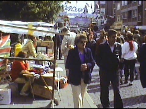 Emden: Stadtfest-Impressionen aus den Jahren 1980 - 1983