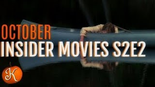 OCTOBER INSIDER MOVIES SEASON 2  EPISODE 2  | BODY SNATCHERS, FRIDAY THE 13TH,  EVENT HORIZON & NIMH