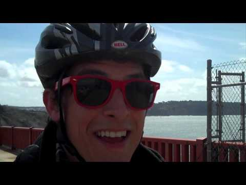 Heath Ledger Scholarship winner James Mackay on his trip around CA!