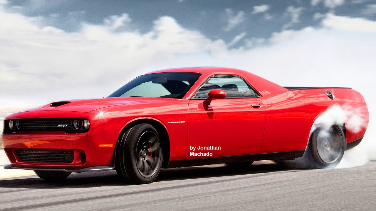 17 Charger Hellcat >> MAKING OF Dodge Challenger UTE Pickup #DODGE - YouTube