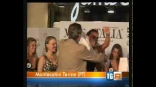 Miss Montecatini 2011 è Susanna Cicali