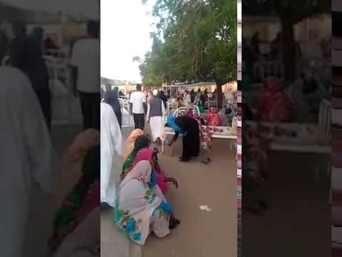 Radio Dabanga reports: Cholera treatment in hospital in Sudan's White Nile state
