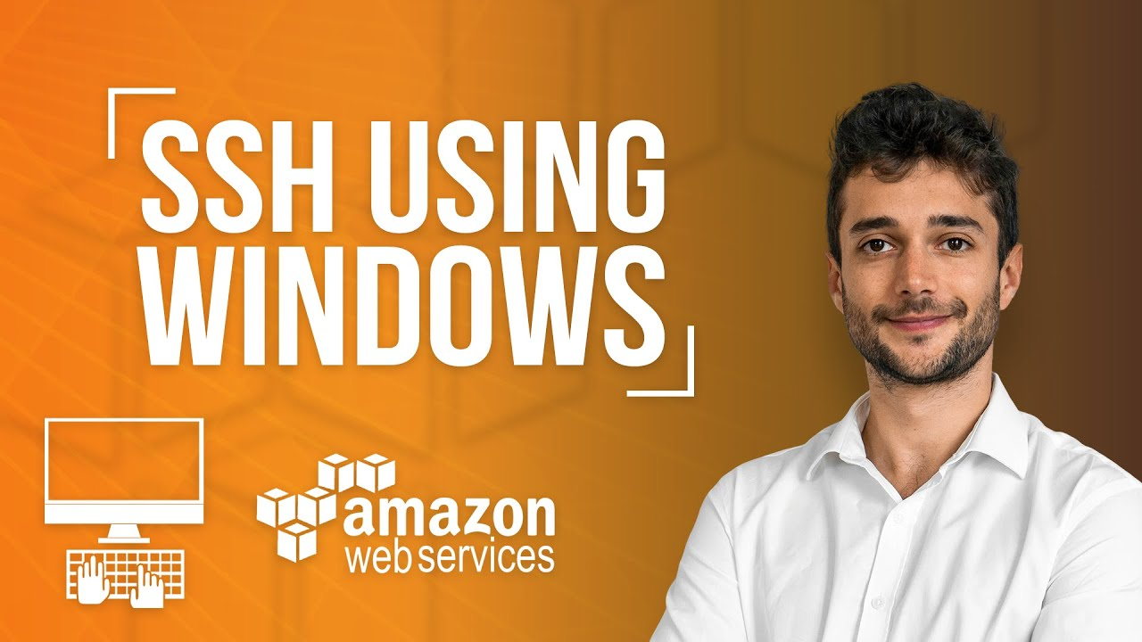 SSH to EC2 Instances using Windows Tutorial