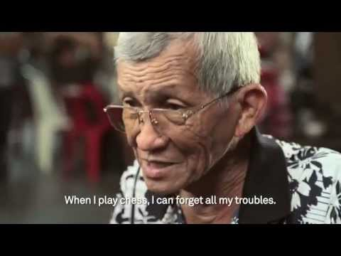 Memory Makers: Chess Players of Chinatown
