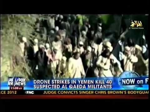 Drone Strikes In Yemen Kill 40 Suspected Al Qaeda Militants
