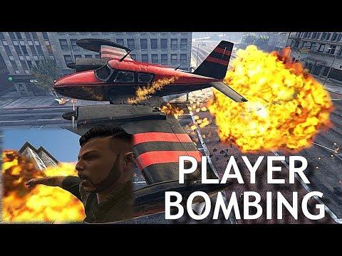 Droppin' EPIC Dookies on Players in Freemode!! (GTA 5 Killing)