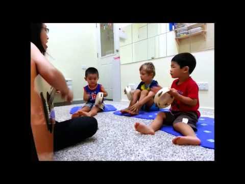 Early Childhood Music (3 Year Old) - Music Creators