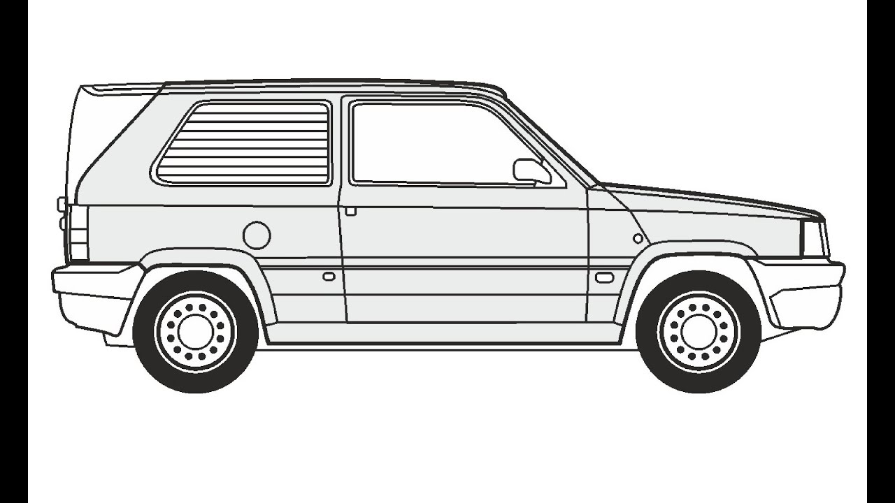 Land rover luxor coloring pages