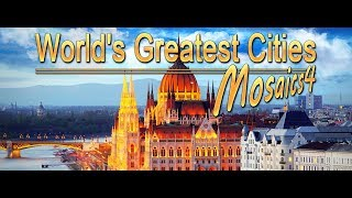 World's Greatest Places Mosaics 4 | Puzzle Game | Trailer