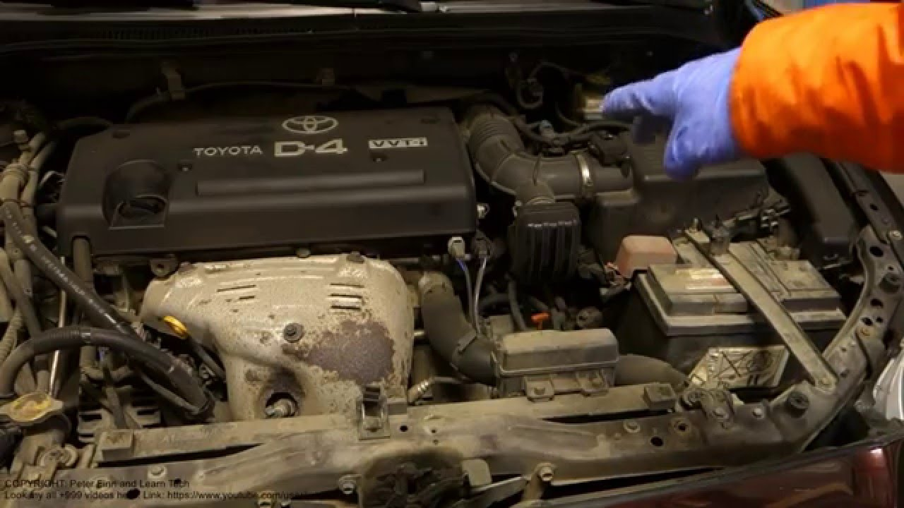Toyota Camry 2015 >> How to open ABS brake system central unit main cable. Toyota Corolla years 2000 to 2015 - YouTube