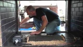 Bee And Jay Plumbing & Heating : Installing A Gas Fireplace