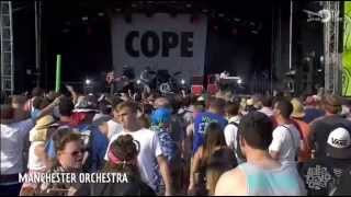 Manchester Orchestra - Virgin (Live @ Lollapalooza 2014)