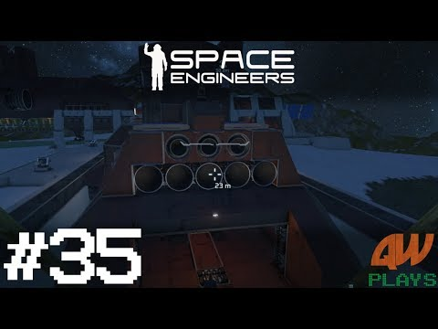 Space Engineers: Survival Mode Let's Play | S2 #35 | I'm Giving Her All She's Got!