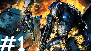 Crackdown 2 Gameplay walkthrough 1 Fresh Meat