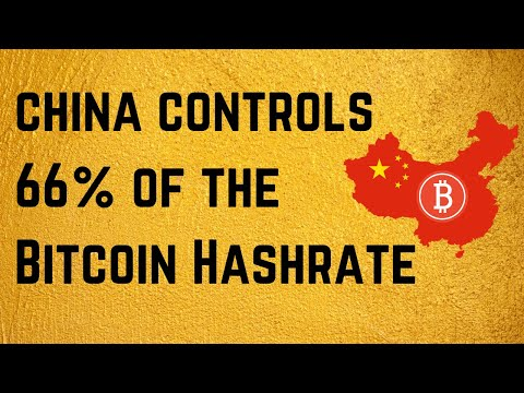 Chinese BTC Miners Control 66% Of Global Hashrate And Why It's Not As Bad As You Think