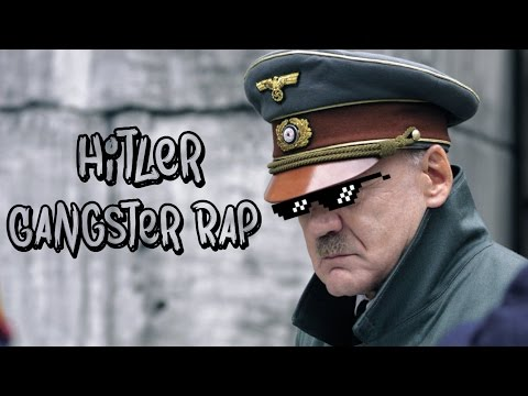 Hitler Sings Ice Cube - Gangsta Rap Made Me Do It