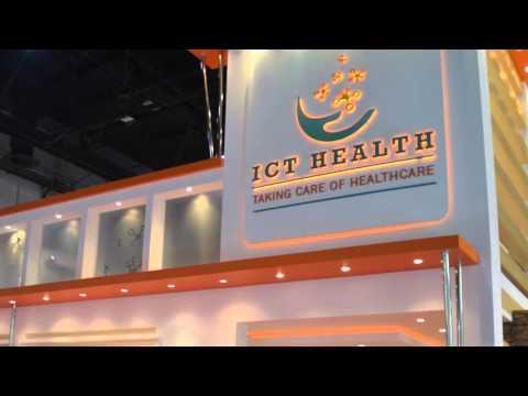DTouch Exhibit - Arab Health Exhibition – Exhibition Stands