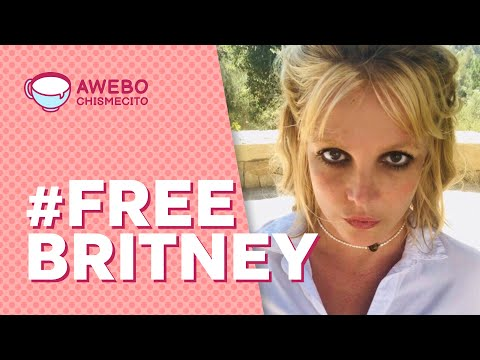 #FreeBritney: La VERDADERA historia de Britney Spears | Awebo Chismecito