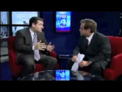 Saving the Free Market -- KBTV Beaumont Interview