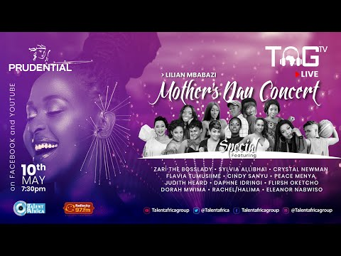 TAG TV LIVE: MOTHER'S DAY CONCERT PREVIEW