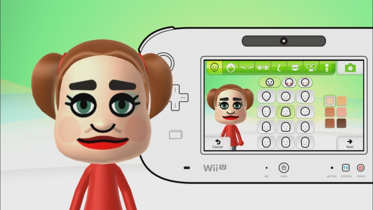 Mii Maker How To Create Baby From Five Nights At Freddy