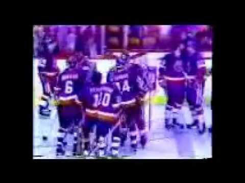 1980 SC Playoff 2nd rd. Islanders Bruins Gm. 2 OVERTIME - BOB BOURNE