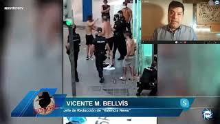 🔥VALENCIA UNA CIUDAD EN GUERRA🔥Vicente Bellvís: Media ciudad está tomada por la violencia en Orriols