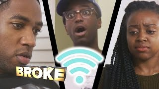 When The WiFi Won't Connect • Broke