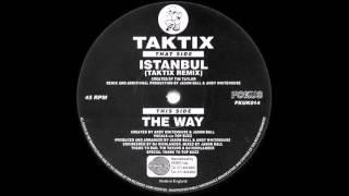 Taktix - The Way (1993)