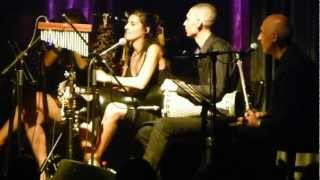 Ach o baglamas  - Αχ ο μπαγλαμάς - Γλυκερία - GLYKERIA & ANDALUSIT ISRAEL 14/9/12