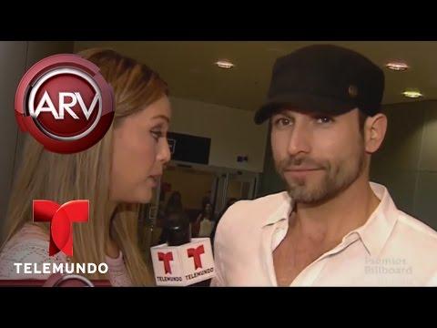 Rafael Amaya habla de ruptura amorosa con Angélica Celaya  Al Rojo Vivo  Telemundo